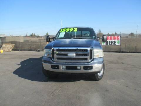2005 Ford F-350 Super Duty for sale at Quick Auto Sales in Modesto CA
