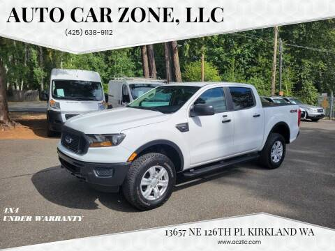 2020 Ford Ranger for sale at Auto Car Zone, LLC in Kirkland WA