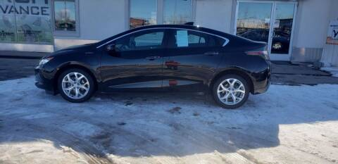 2017 Chevrolet Volt for sale at HomeTown Motors in Gillette WY