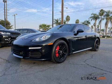 2015 Porsche Panamera for sale at BLACK LABEL AUTO FIRM in Riverside CA