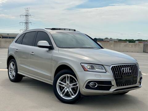 2013 Audi Q5 for sale at Car Match in Temple Hills MD