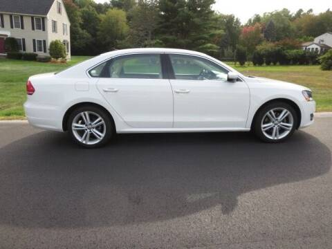 2015 Volkswagen Passat for sale at Renaissance Auto Wholesalers in Newmarket NH