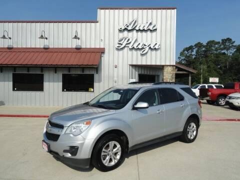 2014 Chevrolet Equinox for sale at Grantz Auto Plaza LLC in Lumberton TX