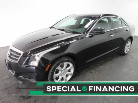 2014 Cadillac ATS for sale at Automotive Connection in Fairfield OH