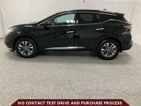 2017 Nissan Murano for sale at Brothers Auto Sales in Sioux Falls SD