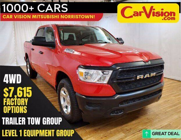 2019 RAM Ram Pickup 1500 for sale at Car Vision Buying Center in Norristown PA