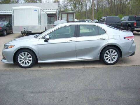 2018 Toyota Camry for sale at H&L MOTORS, LLC in Warsaw IN