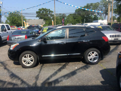 2012 Nissan Rogue for sale at King Auto Sales INC in Medford NY