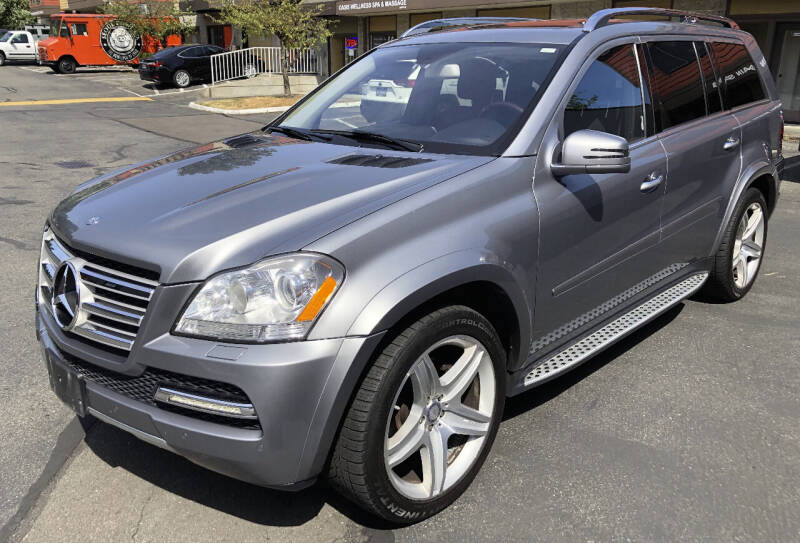 2012 Mercedes-Benz GL-Class for sale at CPR AUTO SALES AND FINANCE in Bellevue WA