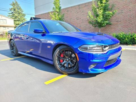 2019 Dodge Charger for sale at Dymix Used Autos & Luxury Cars Inc in Detroit MI