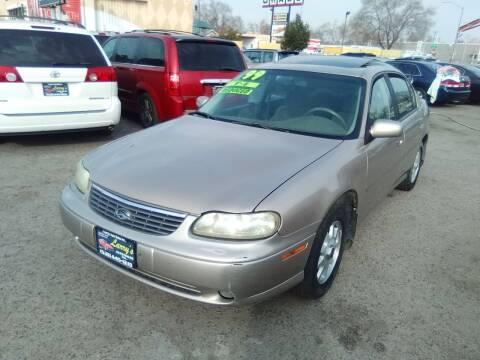1999 Chevrolet Malibu for sale at Larry's Auto Sales Inc. in Fresno CA