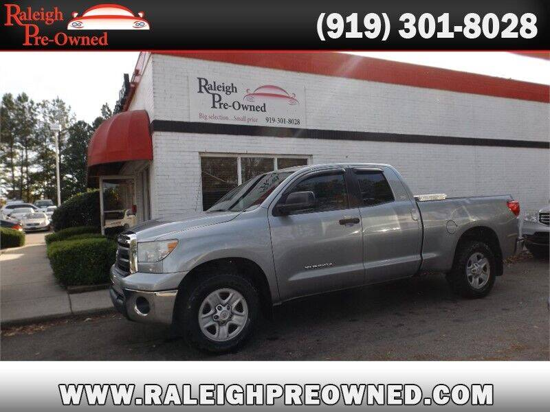 2011 Toyota Tundra for sale at Raleigh Pre-Owned in Raleigh NC
