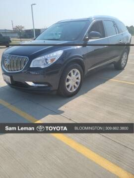 2015 Buick Enclave for sale at Sam Leman Toyota Bloomington in Bloomington IL