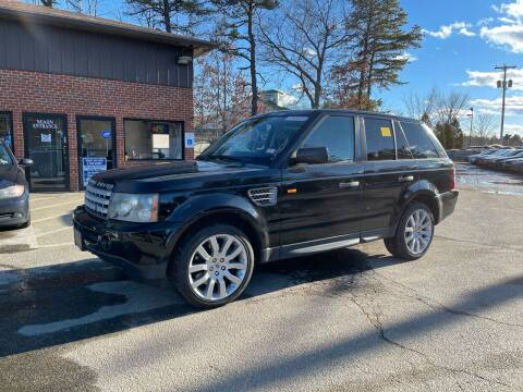 2007 Land Rover Range Rover Sport for sale at Official Auto Sales in Plaistow NH