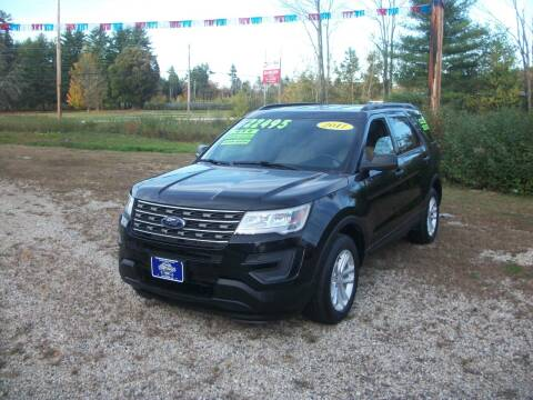 2017 Ford Explorer for sale at Auto Images Auto Sales LLC in Rochester NH