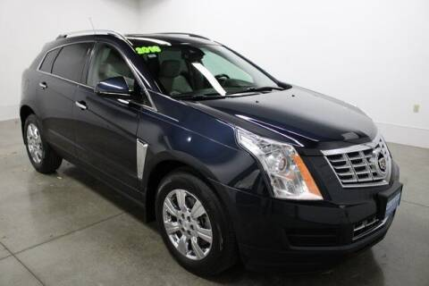 2016 Cadillac SRX for sale at Bob Clapper Automotive, Inc in Janesville WI