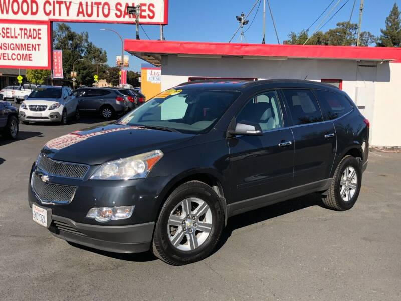 2010 Chevrolet Traverse for sale at Redwood City Auto Sales in Redwood City CA