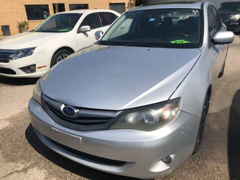 2011 Subaru Impreza for sale at Auto Access in Irving TX