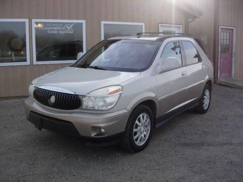 2005 Buick Rendezvous for sale at Greg Vallett Auto Sales in Steeleville IL