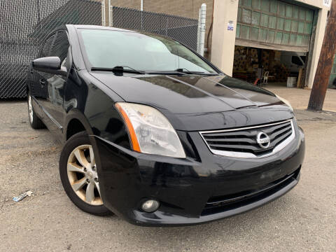 2010 Nissan Sentra for sale at O A Auto Sale in Paterson NJ