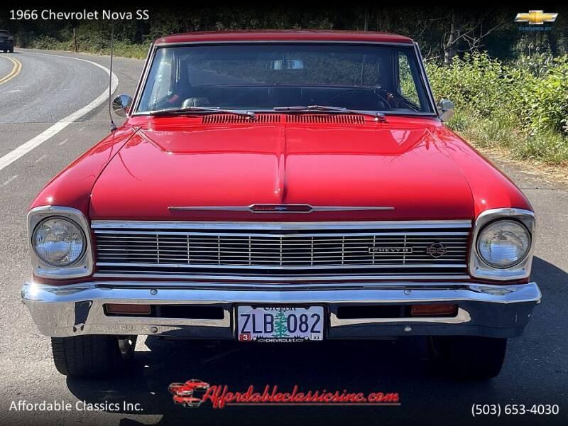 1966 Chevrolet Nova for sale in Gladstone, OR