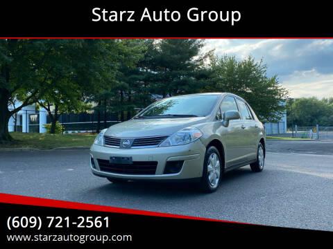 2008 Nissan Versa for sale at Starz Auto Group in Delran NJ