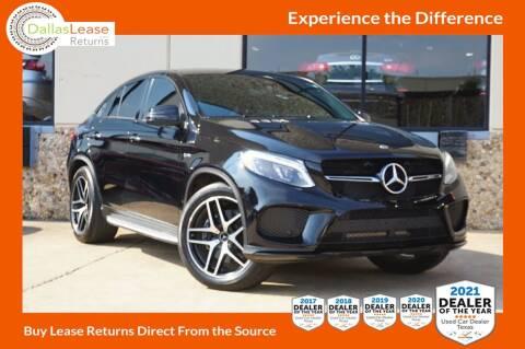 2019 Mercedes-Benz GLE for sale at Dallas Auto Finance in Dallas TX