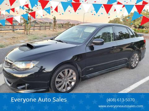 2010 Subaru Impreza for sale at Everyone Auto Sales in Santa Clara CA