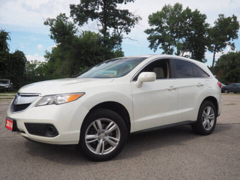 2014 Acura RDX for sale at AutoCredit SuperStore in Lowell MA