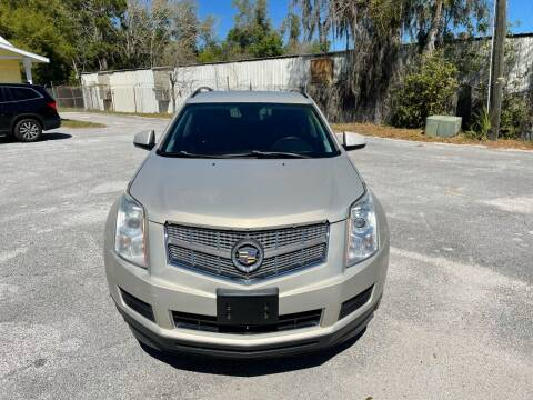 2012 Cadillac SRX for sale at Louie's Auto Sales in Leesburg FL