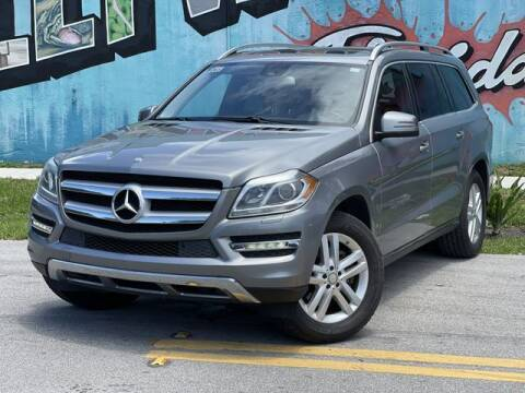 2014 Mercedes-Benz GL-Class for sale at Palermo Motors in Hollywood FL