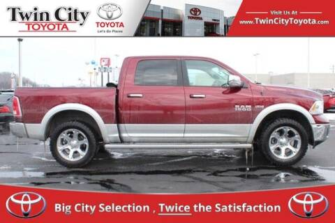 2017 RAM Ram Pickup 1500 for sale at Twin City Toyota in Herculaneum MO