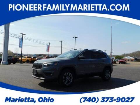 2020 Jeep Cherokee for sale at Pioneer Family preowned autos in Williamstown WV