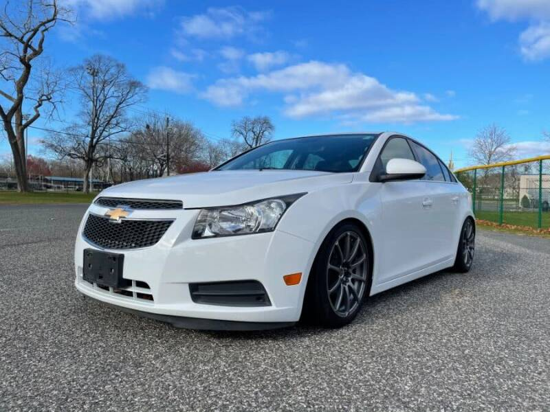 2012 Chevrolet Cruze for sale at Cars With Deals in Lyndhurst NJ