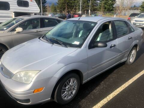 2005 Ford Focus for sale at Blue Line Auto Group in Portland OR