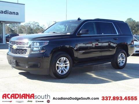 2020 Chevrolet Tahoe for sale at Acadiana Automotive Group - Acadiana Dodge Chrysler Jeep Ram Fiat South in Abbeville LA