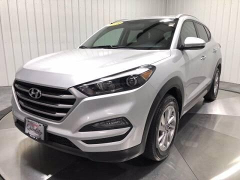 2018 Hyundai Tucson for sale at HILAND TOYOTA in Moline IL