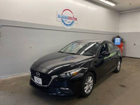 2018 Mazda MAZDA3 for sale at WCG Enterprises in Holliston MA