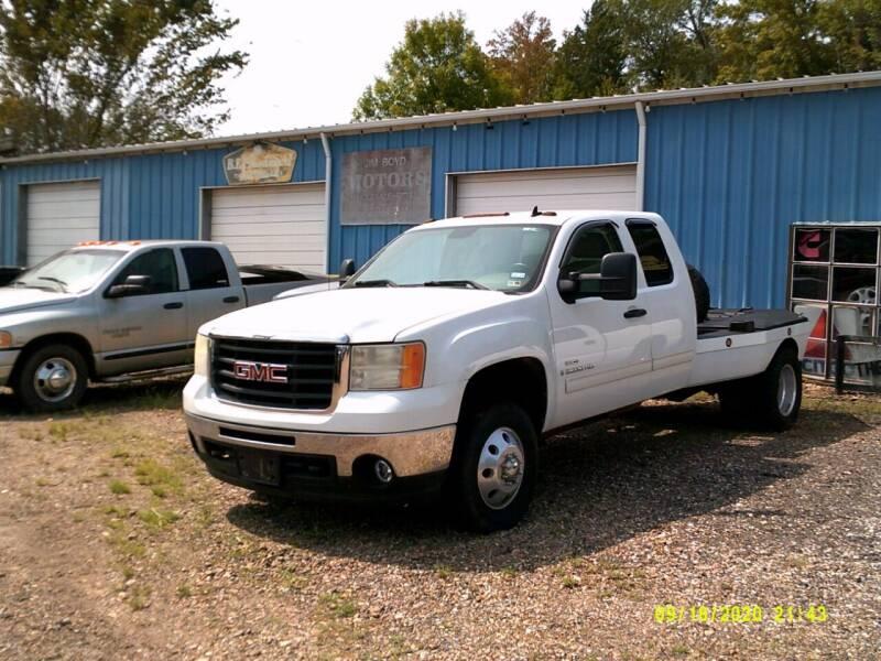 2008 GMC Sierra 3500HD CC for sale at Tom Boyd Motors in Texarkana TX