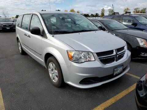 2012 Dodge Grand Caravan for sale at Affordable 4 All Auto Sales in Elk River MN