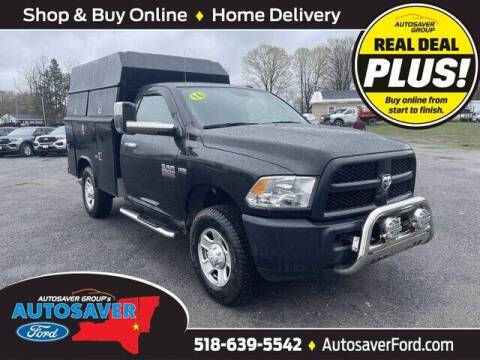 2016 RAM Ram Pickup 2500 for sale at Autosaver Ford in Comstock NY