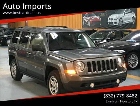 2012 Jeep Patriot for sale at Auto Imports in Houston TX