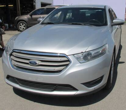 2013 Ford Taurus for sale at Express Auto Sales in Lexington KY