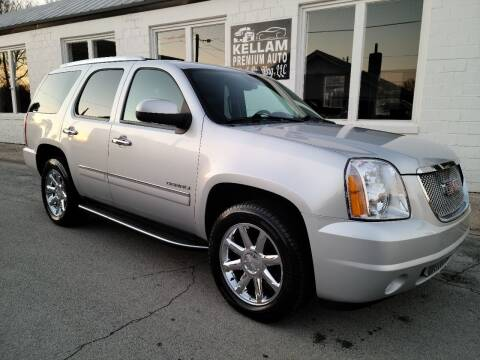 2012 GMC Yukon for sale at Kellam Premium Auto Sales & Detailing LLC in Loudon TN
