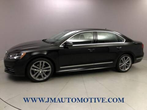 2016 Volkswagen Passat for sale at J & M Automotive in Naugatuck CT