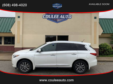 2015 Infiniti QX60 for sale at Coulee Auto in La Crosse WI