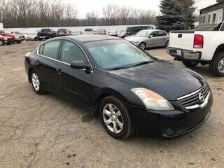2008 Nissan Altima for sale at WELLER BUDGET LOT in Grand Rapids MI