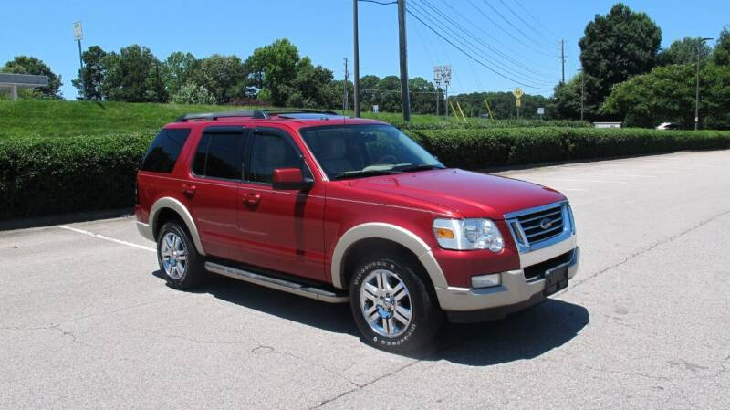 2010 Ford Explorer for sale at Best Import Auto Sales Inc. in Raleigh NC