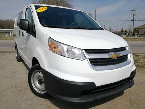 2016 Chevrolet City Express Cargo for sale at City Motors NC in Charlotte NC