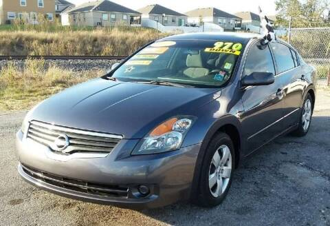 2007 Nissan Altima for sale at GP Auto Connection Group in Haines City FL